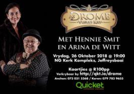 As Drome Vlerke Kry