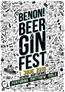 Benoni Beer and Gin Fest featuring Matthew Mole