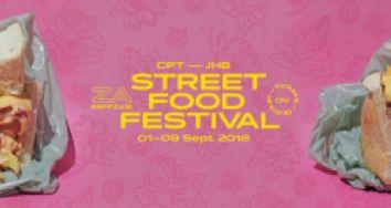 Cape Town Street Food Festival 2018