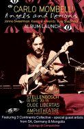 Carlo Mombelli CD Launch