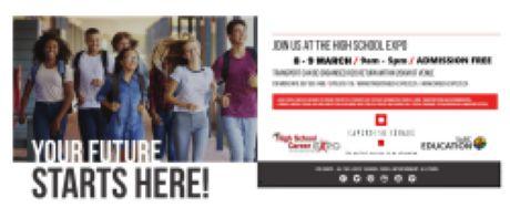Cavendish SABC High School Career Expo