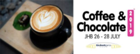 Chocolate and Coffee Expo Johannesburg 2019