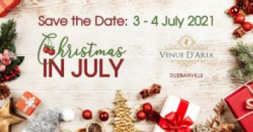 Christmas in July Market