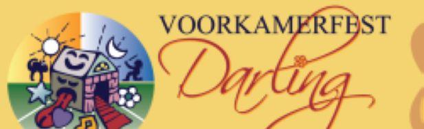 Darling Voorkamer Festival - Postponed to 2017