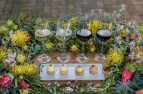 Delheim Wine & Fynbos Cupcake Pairing