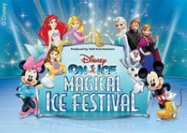 Disney On Ice Presents Magical Ice Festival - Durban