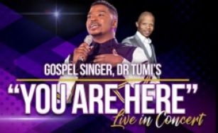 Dr Tumi Live in Concert
