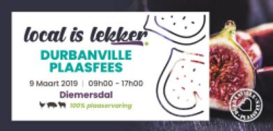 Durbanville Plaasfees 2019