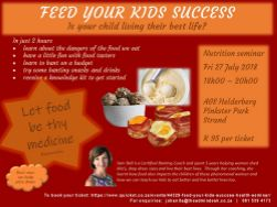 Feed Your Kids Success Seminar