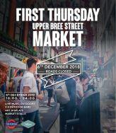 First Thursday Upper Bree Street Market