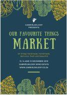 Gabrielskloof Favourite Things Market