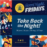 Good Night Fridays at the V&A Waterfront