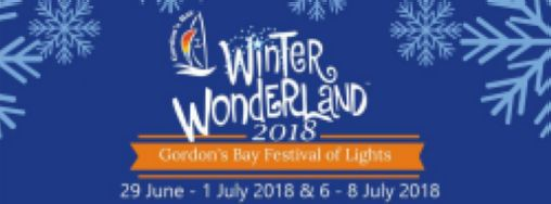 Gordon's Bay Winter Wonderland Festival 2018