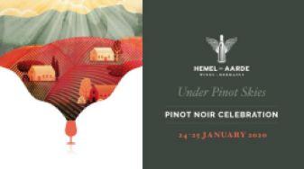 Hemel-en-Aarde Pinot Noir Celebration 2020