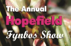 Hopefield Fynbos Show 2017