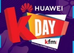 Huawei KDay 2020 with Kfm 94.5