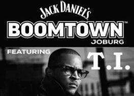 Jack Daniel's BOOMTOWN Joburg 2016