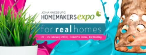 Johannesburg Homemakers Expo 2018