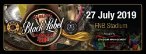 Kaizer Chiefs vs Orlando Pirates – Carling Black Label Cup