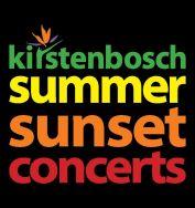 Kirstenbosch Summer Sunset Concerts 2019