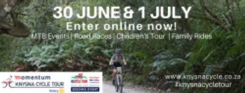 Knysna Cycle Tour 2018