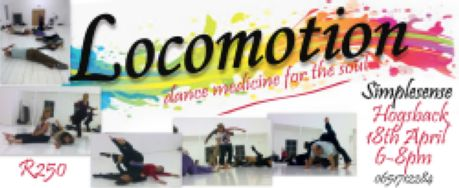 LocoMotion - Authentic Movement Workshop with Lyn and Julian