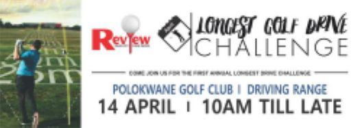Longest Golf Drive Challenge