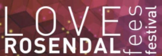 Love Rosendal Festival 2016