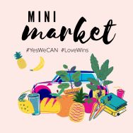 Mini Market on the Sea Point Promenade 2020
