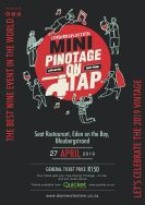 Mini Pinotage on Tap Festival