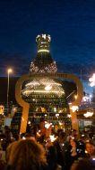 Moët & Chandon Golden Tree Lighting Ceremony