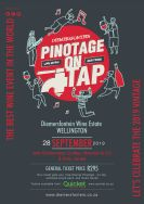 Pinotage on Tap Cape Town 2019