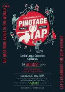 Pinotage on Tap Johannesburg 2019