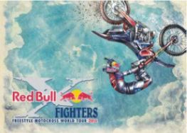 Redbull X-Fighters 2015