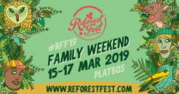 Reforest Fest Family Weekend