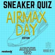 Restock Sneaker Quiz Night