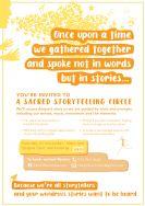 Sacred Storytelling Circle