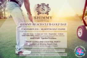 Shimmy Beach Club Golf Day 2016
