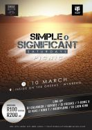 Simple & Significant Saturdays - Picnic