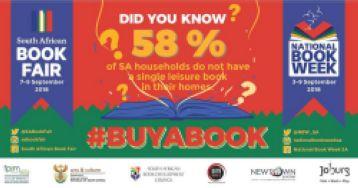 South African Book Fair 2018
