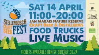 Stellenbosch Craft Beer Festival 2018