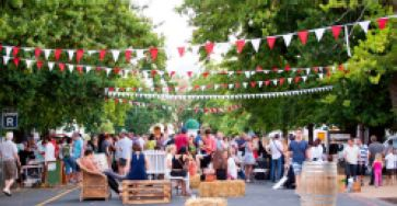 Summer is for Stellenbosch Street Soirees