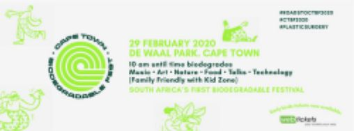 The Cape Town Biodegradable Fest