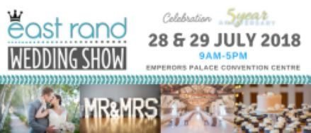 The East Rand Wedding Show 2018