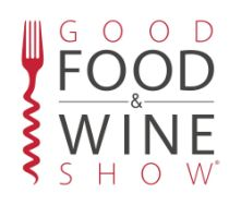 The Good Food & Wine Show Durban 2016
