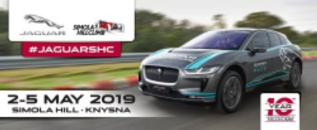 The Jaguar Simola Hillclimb 2019