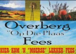 The Overberg 'Op Die Plaas' Fees