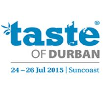 The Taste of Durban 2015