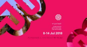 Vrystaat Kunstefees 2018