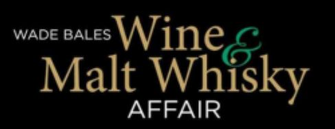 Wade Bales Wine & Malt Whisky Affair 2018